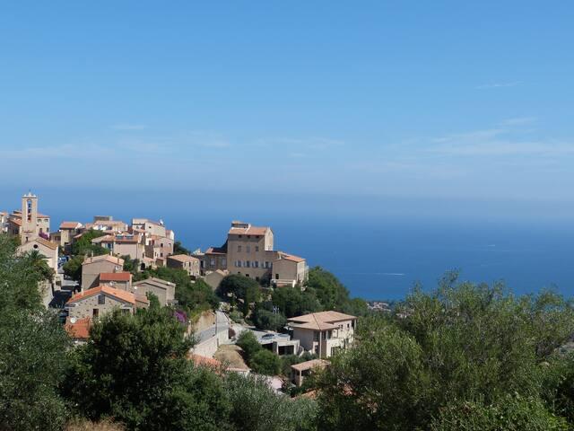 Casa Olivea**** Vista di Sognu