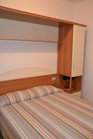 Appartamento con 2 Camere e 2 Bagni Privati