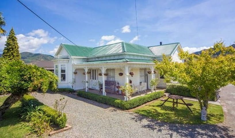 Villa at the gateway to paradise - Riwaka
