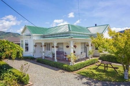 Villa at the gateway to paradise - Riwaka - Willa