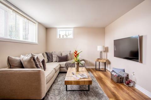 Stylish & Cozy Apartment