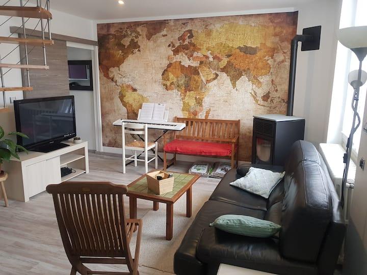 Chambre au calme dans maison tout confort
