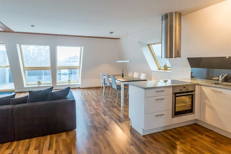 AIRSTAY Exclusive Apartment 10 - Allschwil