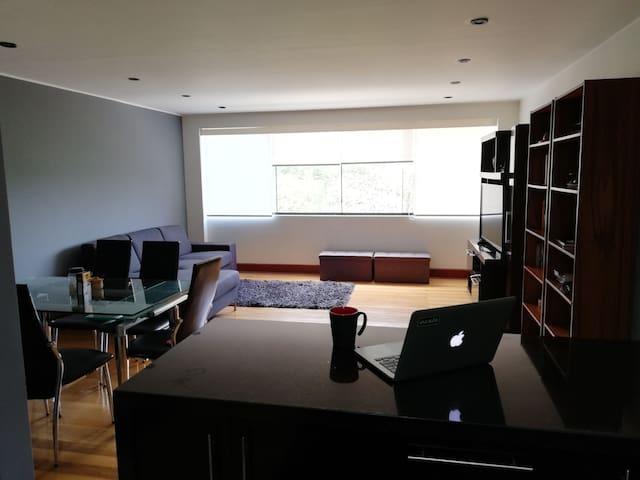 Departamento De 1 Habitación (Centrico y Moderno)