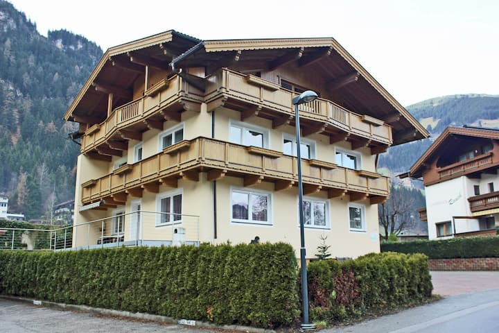 Stylish Apartment  in Mayrhofen with Balcony