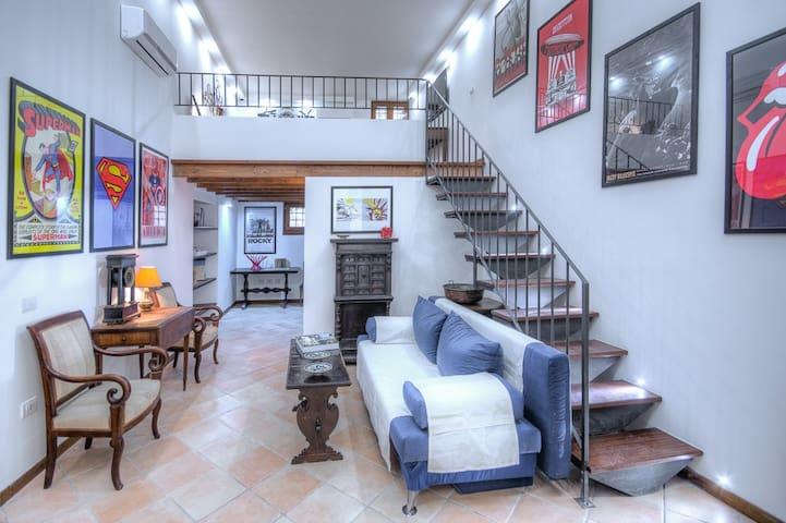 Appartamento indipendente al centro di Cagliari