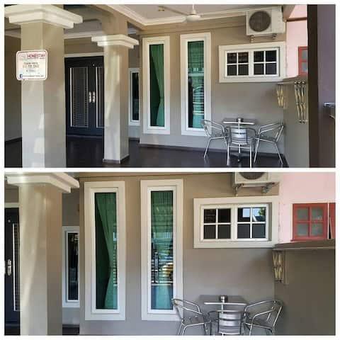 Homestay Bandar Putra, Segamat, Johor