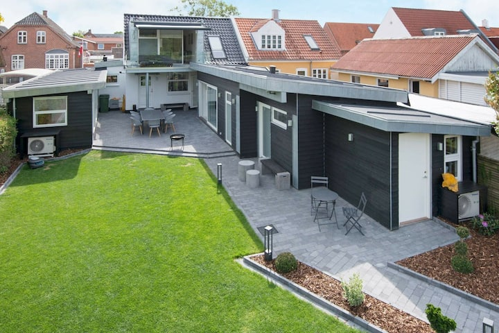 Exceptional Holiday Home in Jutland by the Sea