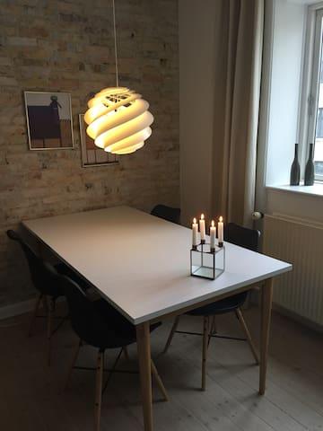Lovely apartment near metro - Copenhague - Departamento