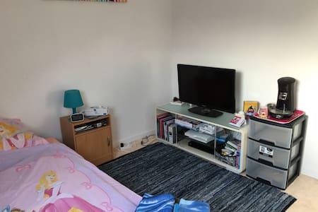 Chambre chez habitant proche plage - 칼레 - 아파트
