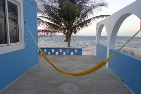Casa Maya Telchac - beach front