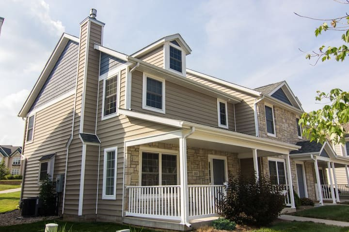 Summer Leading-An entire house- - Bloomington - House