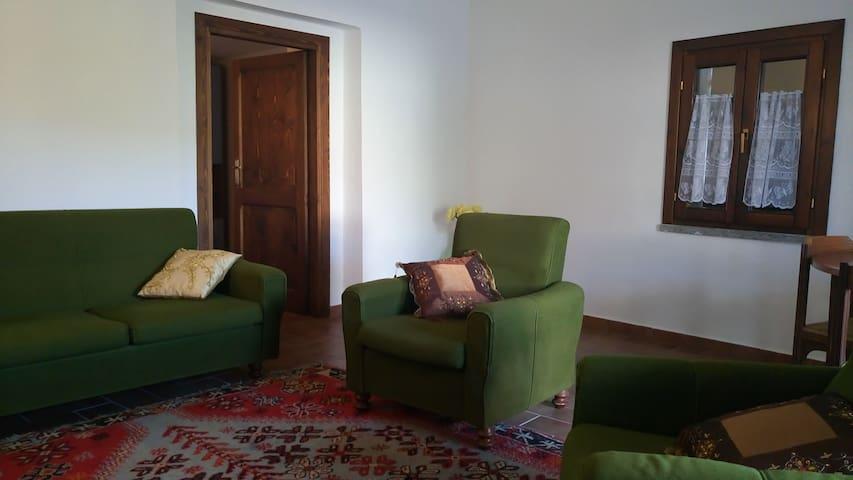 Casa vacanze Il castagno: la natura tutt'intorno - Stroncone - Huoneisto