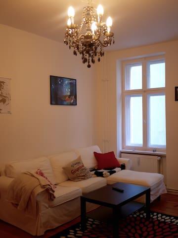 Cozy Apartment near Mauerpark - Berlin - Daire