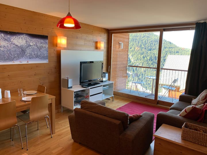 Nice apartment for 4 on the slopes