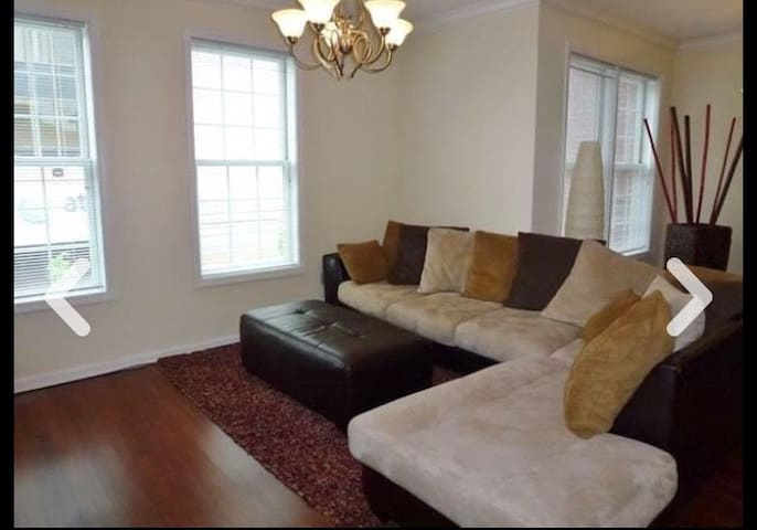 Luxurious downtown Chattanooga 2 bed 2 bath apt - Chattanooga - Lejlighed