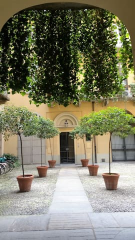 Charming space in Turin city center - Turín - Apto. en complejo residencial