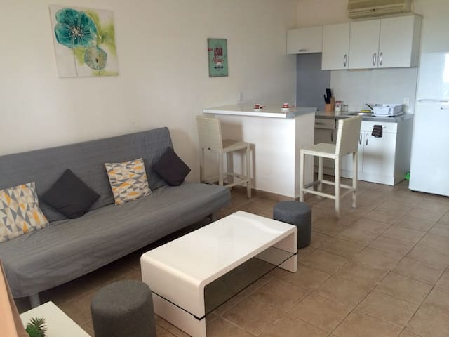 1BR All you need for great holiday in Cupecoy - Lowlands - Departamento