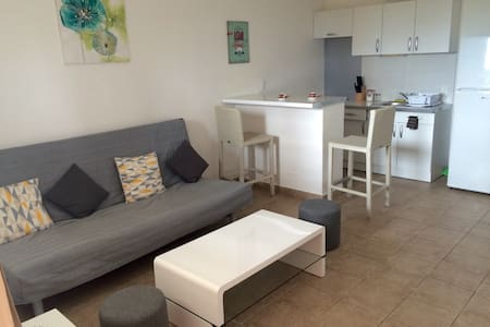 1BR All you need for great holiday in Cupecoy - Lowlands - Apartamento