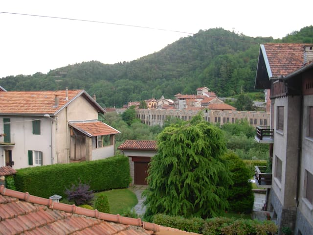 grazioso trilocale in Valsessera, zona da scoprire - Coggiola - Квартира