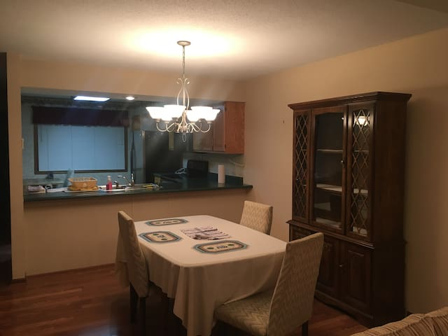 Bright and airy condo - minutes to Carle & Campus