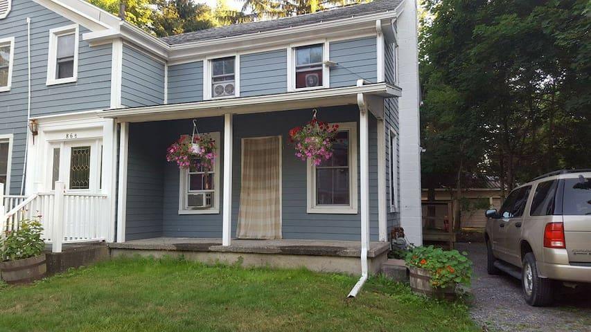 2 Bed/1 Bath Home in the Center of Trumansburg