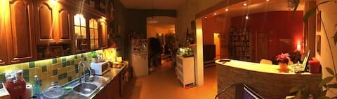 Příjemný byt v centru Ústí nad Labem