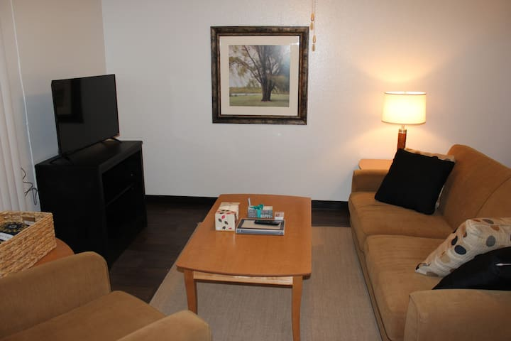 Cozy Apt Near Lake - Just Blocks To ASU & Mill Ave - Tempe - 아파트