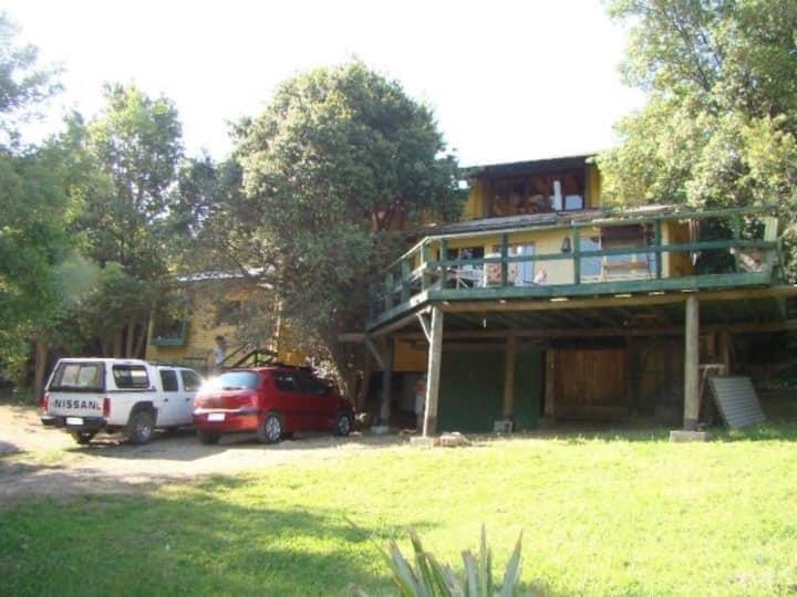 Casa rural en Cajón del Maipo, Santiago de Chile