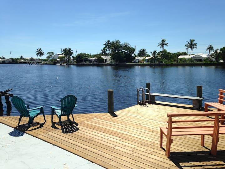 Island Getaway Waterfront Studio