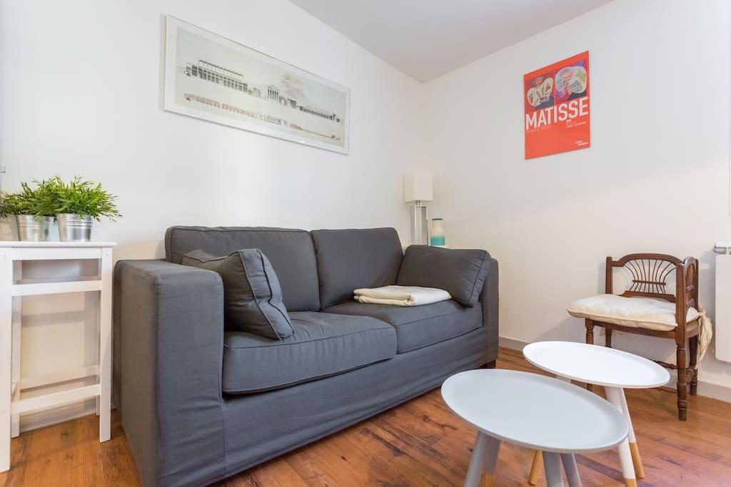 T2 r nov tr s calme hypercentre appartements louer for Appartement t2 bordeaux a louer
