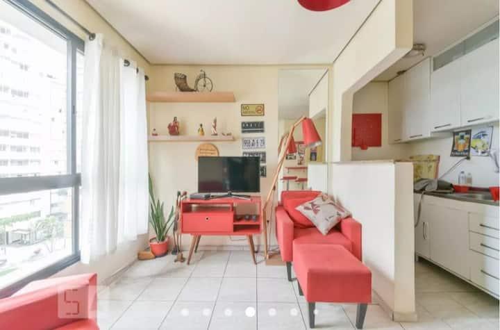 Apartamento conforto centro de São Paulo