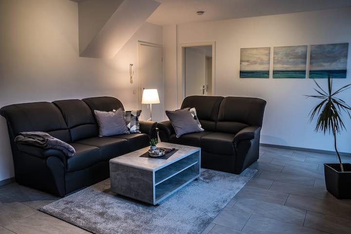 Finkennest-Mintard  (90 m²) 1. Etage mit Balkon