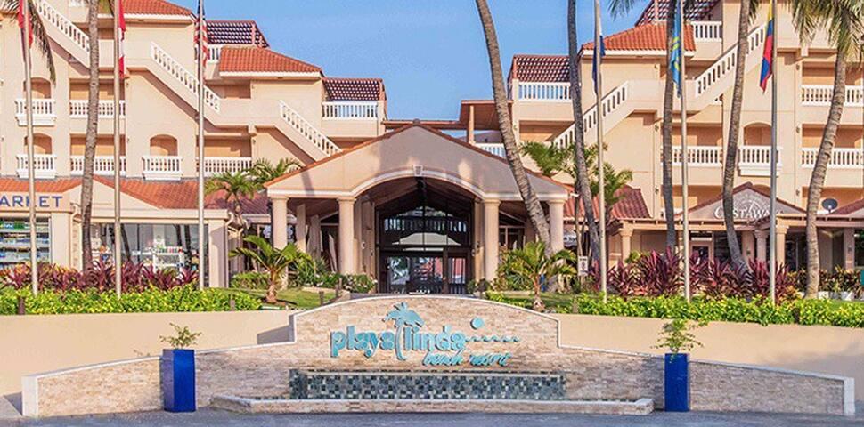 Week in Charming Studio at PlayaLinda Beach Resort