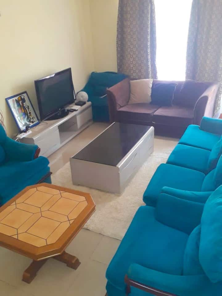 3 bedroom master ensuite fully furnished