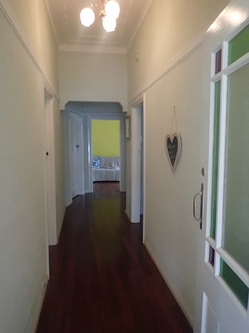 Private entrance into your private wing of our home: Only our Airbnb guests use our front door!