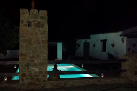 Cottage Casa rural privada andaluza - Велес-Малага