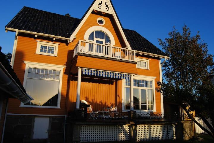 Kristiansand sentrum | perfekt til familie