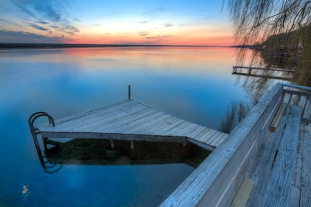Pura Vida Cottage on Cayuga Lake - King Ferry