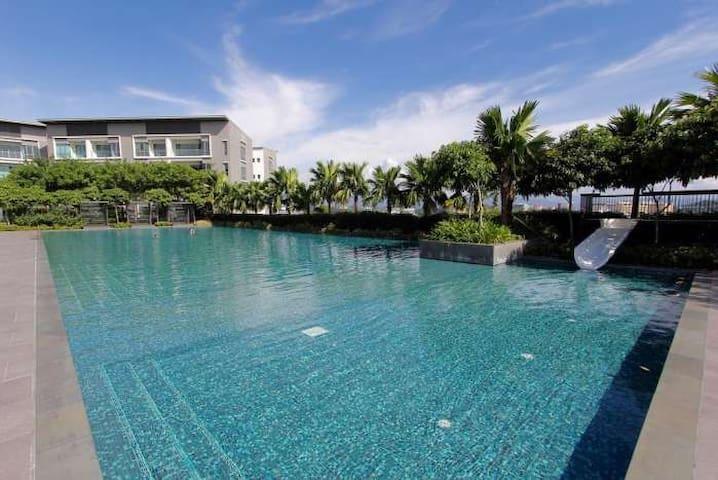 Imago Loft  E 2BR Garden View@C&R 依玛歌亚庇时代广场两房高级公寓