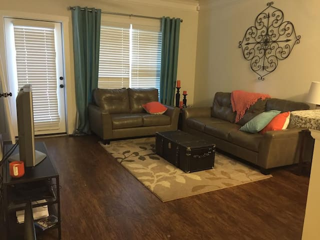 2 Bedroom 2 Bath Apartment For Eclipse Weekend