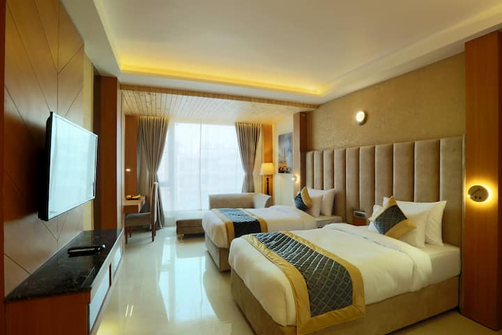 Executive Room with 1 Twin bed sector 45