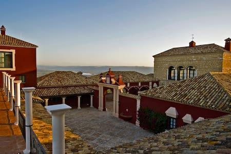 Finca Exclusiva en La Sierra Norte de Sevilla - Sevilha - Casa de campo
