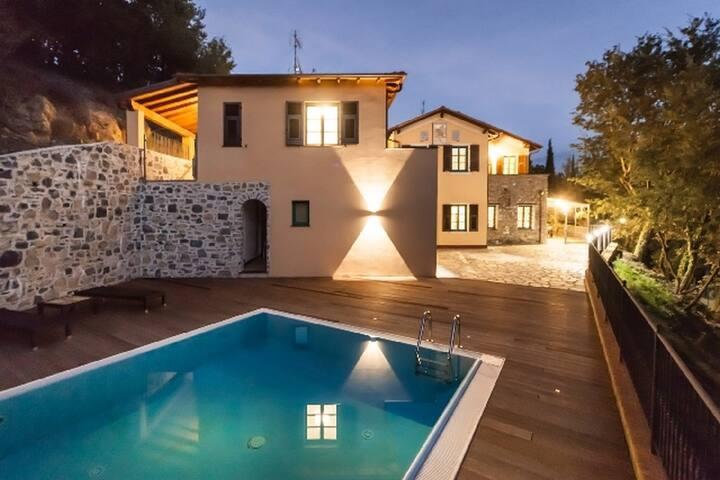 Holidayfarm Le Meridiane | V35 - Borgomaro - House