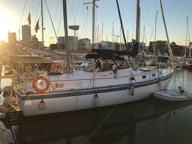Formentera  sailboat