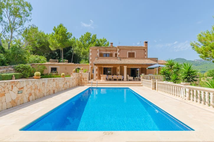 FRANCA - Villa for 10 people in S'Horta.