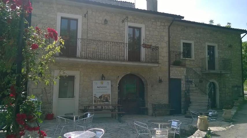 Agriturismo La Pagliarella - Sant'Elia - Wikt i opierunek