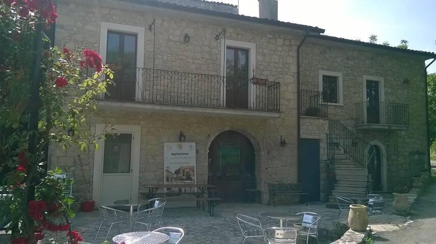 Agriturismo La Pagliarella - Sant'Elia - Bed & Breakfast
