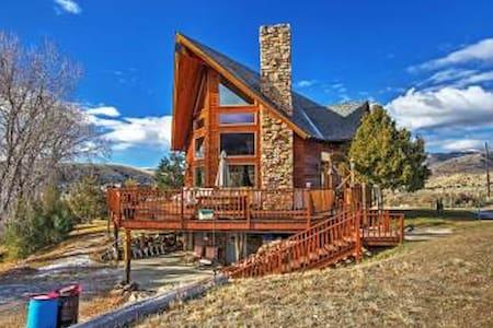 Spacious 3BR Alder House w/Mountain Views! - Alder - 단독주택