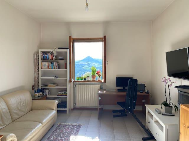 Casa con vista a pochi km da Montese